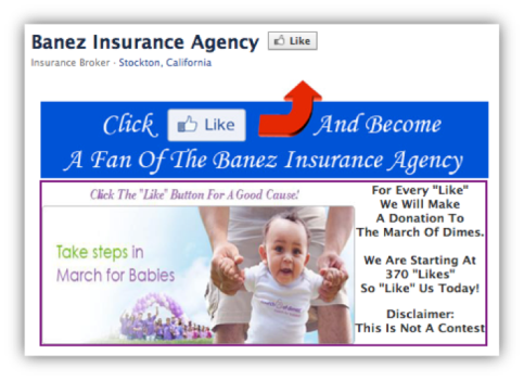 Banez Insurance Agency Facebookl